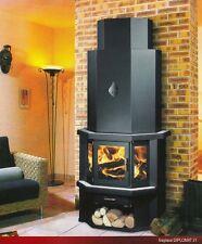 Combustion du bois Poêle cheminée brûleur foyer chauffage au solide carburant