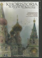 Khoristoria The Story of the Yale Russian Chorus DVD 2007 (Documentary)