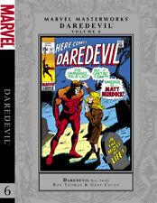Marvel Masterworks Daredevil 6 - NM/M - factory sealed / sous blister