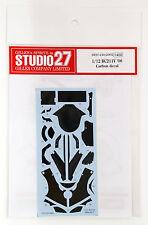Studio27 ST27-CD12002 RC211V '06 Carbon decal for Tamiya 1/12