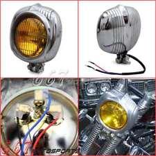 Old School Retro Electroline Vintage Scheinwerfer Kopflampe für Harley Sportster