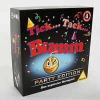 Tick Tack Bumm Party-Edition