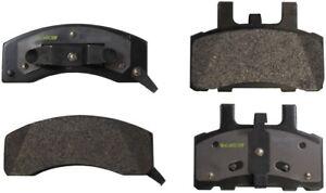 Frt Severe Duty Brake Pads  Monroe  HDX845