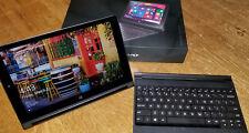 "Lenovo Yoga Tab 2 10"" Tablet w/ Keyboard Atom Z3745  2GB 1.8GHZ 32GB Windows 10"