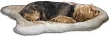 New listing Thick Faux Fur Pet Dog Bed Mat, Ultra Soft Warm Plush Christmas Puprug Pet Bed