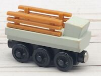 Thomas & Friends Wooden Railway Train Catherine's Flatbed Tender Vintage 1999