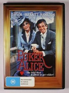 Poker Alice DVD TRACKED POST