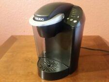 Keurig K40 K-Cup Elite Brewing System Coffee Maker Single Cup Black Tested Works