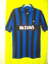Inter - Milan MiSURA Original Blue & Black Home Soccer Team Shirt