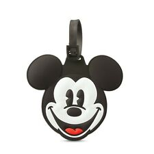 American Tourister Disney Mickey Mouse Head Travel Accessory Luggage ID Tag