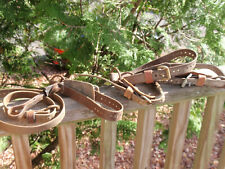 Lot Of 6 Vintage Lineman Utility Pole Climbing Straps