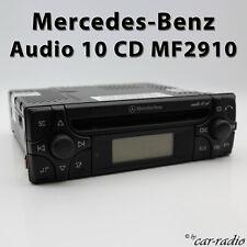 Original Mercedes Audio 10 CD-R Alpine Becker MF2910 CD Autoradio Tuner Radio 13