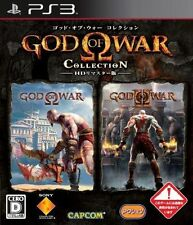 God of War Collection (Sony PlayStation 3, 2010) - Japanese Version