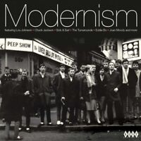MODERNISM-24 TRACKS OF HIP-SHAKING CLUB SOUL AND VINTAGE R&B CD NEW