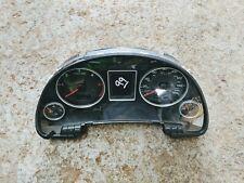AUDI A4 B7 2.0 TDI SPEEDO CLOCKS INSTRUMENT CLUSTER 8E0920950S