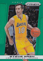2013-14 PANINI PRIZM GREEN PRIZMS YOU PICK TO FINISH SET