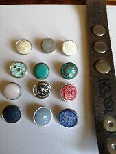 Original Noosa Armband und 12 originale Chunks