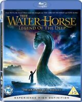 The Water Horse - Legend Of The Deep [Blu-ray] [2007] [2008] [Region Free] [DVD]