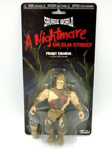 Figurine Nightmare Savage World Freddy Kreuger 3 7/8in Funko Collection New