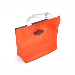 Portable Thermal Insulated Lunch Box Tote Cooler Bag Bento Picnic Storage Pou FJ