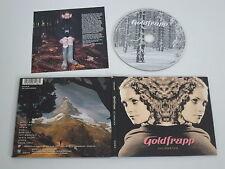 GOLDFRAPP/FELT MOUNTAIN(SILENCIEUX CDSTUMM188 391.0188.20) CD ALBUM DIGIPAK