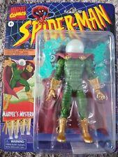 New Spider-Man Retro Marvel Legends 6 Inch Action Figure Mysterio E9637 Hasbro