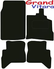 Suzuki Grand Vitara 5 Door Tailored car mats ** Deluxe Quality ** 2005 2004 2003