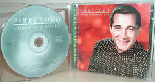 PERRY COMO  -  Songs For Christmas (2013)