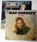NEW Sealed Lot of 2 Ray Conniff Vinyl Records - 30th Anniversary, Honey