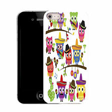 Pictorial Rigid Plastic Cases & Covers for Apple