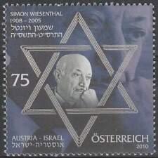 Oostenrijk postfris 2010 MNH 2875 - Simon Wiesenthal