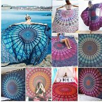 Indian Tapestry Wall Hanging Mandala Hippie Gypsy Beach Throw Bohemian Towel