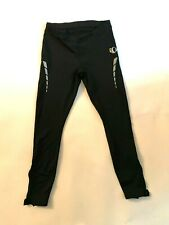 Pearl izumi select Womens cycle pants  Size Large ankle zip black