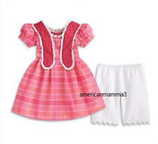 """American Girl MARIE GRACE MEET OUTFIT Historical Dress for 18"""" Dolls Retired"""