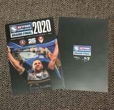 More details for wigan v saint helens betfred super league grand final 2020! immediate dispatch!!