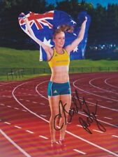 SALLY PEARSON 1 Hürden Foto 20x27 orignial signiert IN PERSON Autogramm signed