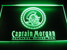 W0609 B Captain Morgan Rum LED Light Sign
