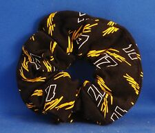 MATT KENSETH #17 HAIR SCRUNCHIE/TIE BLACK & YELLOW NEW