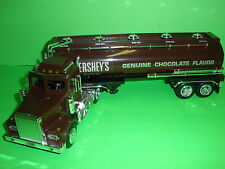 TAYLOR Made 1998 HERSHEY'S CHOCOLATE #2 TANKER TRUCK SYRUP NEW 1:32
