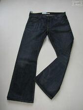 Levi's® 512 Bootcut Jeans Hose, W 32/L 30, NEU !! Dark Washed Faded Denim, RAR !