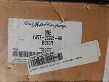 Factory Ford YW7Z-2C026-AA Rear Rotor 96-02 Crown Vic Grand Marquis Town Car