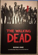 The Walking Dead Book One #1 Graphic Novel English TV Show Comic Robert Kirkman