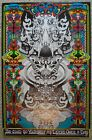 Vintage PHIL BIRD East Totem West BE GOOD TO YOURSELF Psychedelic Poster Mint