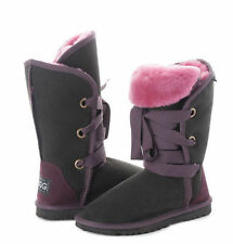 UGG Australia Lace Up Boots for Women