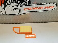 STIHL BR600 MAGNUM BACKPACK BLOWER AIR FILTER NEW TAKE OFF