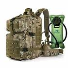 RUPUMPACK Military Tactical Backpack Hydration Backpack, Army MOLLE Bag, Small