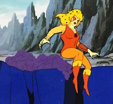 ThunderCats - Original Anime Animation Production Cel-Cheetara Thunder Cats 032