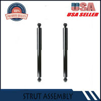 Pair Rear Shock Struts Assembly For 1999-03 Infiniti QX4 99-04 Nissan Pathfinder
