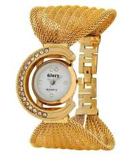 GOLDEN FANCY JAAL LADIES WATCH-JHULAGOL