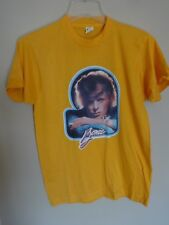 NWOT 1975 David Bowie Young Americans Graphic Printed T-Shirt Men S Screen Stars